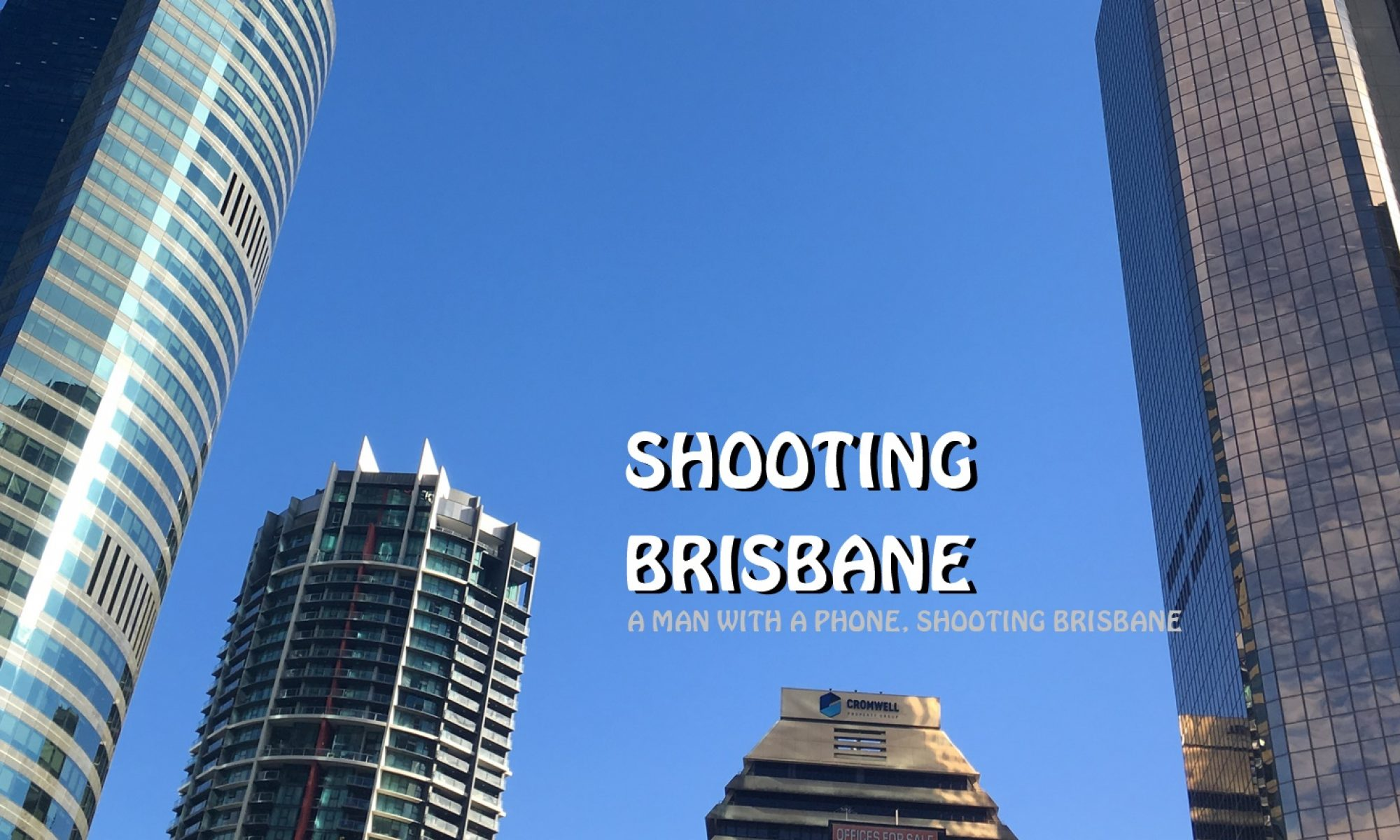 Shooting Brisbane
